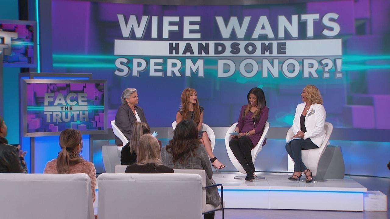 Women who want a sperm donner