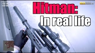 hitman agent 47 first person shooter in real life maxmantv