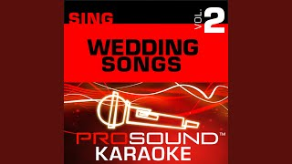 Because You Loved Me (Karaoke with Background Vocals) (In the Style of Celine Dion)