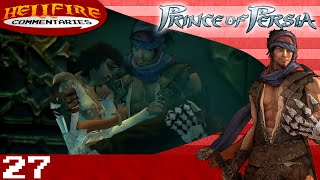 Prince of Persia (2008) playthrough [DLC Part 1: Out of the Storm]