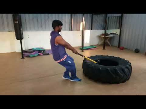 Crossfit Cardio Workout Training in ss fitness club, Hasthinapuram, Hyderabad