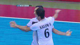 Nafit Al Wasat 7-4 Vamos FC (AFC Futsal Club Championship 2018 : Quarter-finals)
