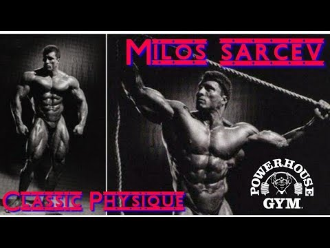 Milos Sarcev Opinion On Classic Physique And The Vaccum Pose!