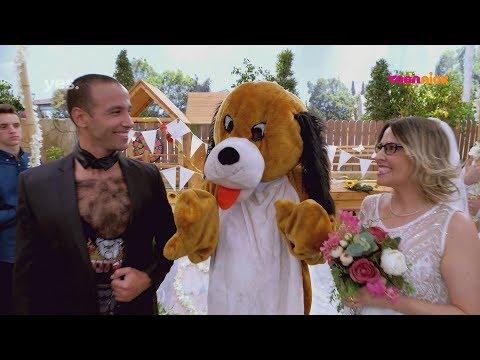 בית הכלבים 3: הרגעים הגדולים - החתונה של שיבר אילן והמורה גילי | טין ניק