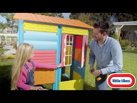 Build-A-House | Little Tikes