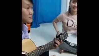Liên khúc Chuyện tình không dĩ vãng - Sầu lẻ bóng 2 guitar [Mitxi Tòng]