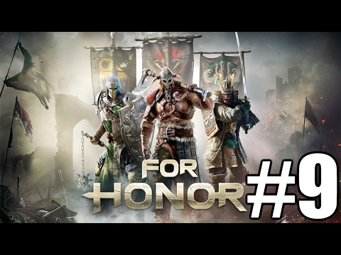 The FGN Crew Plays: For Honor OPEN Beta #9 - 4v4 Action! (PC)