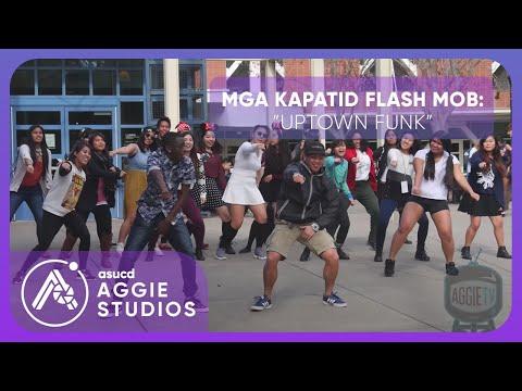 Mga Kapatid Flash Mob: