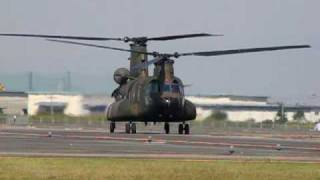 Boeing Vertol CH-47 Chinook / Japan Ground Self Defense Force @ Akeno / RJOE / Japan
