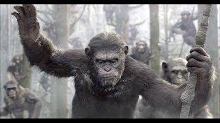 ПЛАНЕТА ОБЕЗЬЯН РЕВОЛЮЦИЯ / DAWN OF THE PLANET OF THE APES / 2014 Русский Трейлер