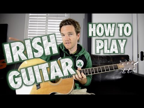 Irish Music Guitar Primer