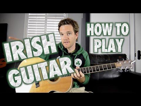 Irish Music Guitar Primer