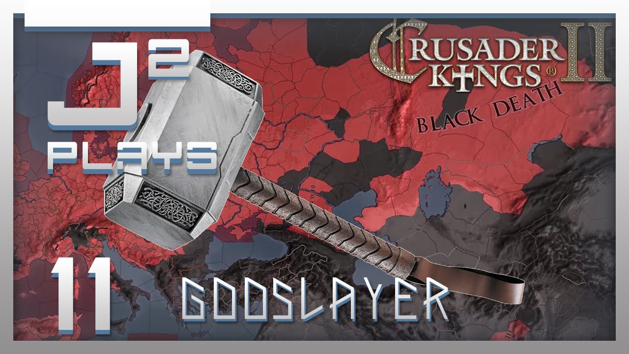 CK2 The Reaper's Due Viking Campaign - Godslayer - Part 11