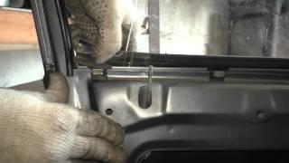 Замена стекла двери на ВАЗ 2114, 2115, 21099 и 2109(Видео обзор по замене (снятию и установке) боковых стекол в дверях на автомобилях ВАЗ 2109, 21099, 2114 и 2115., 2016-04-07T13:35:16.000Z)