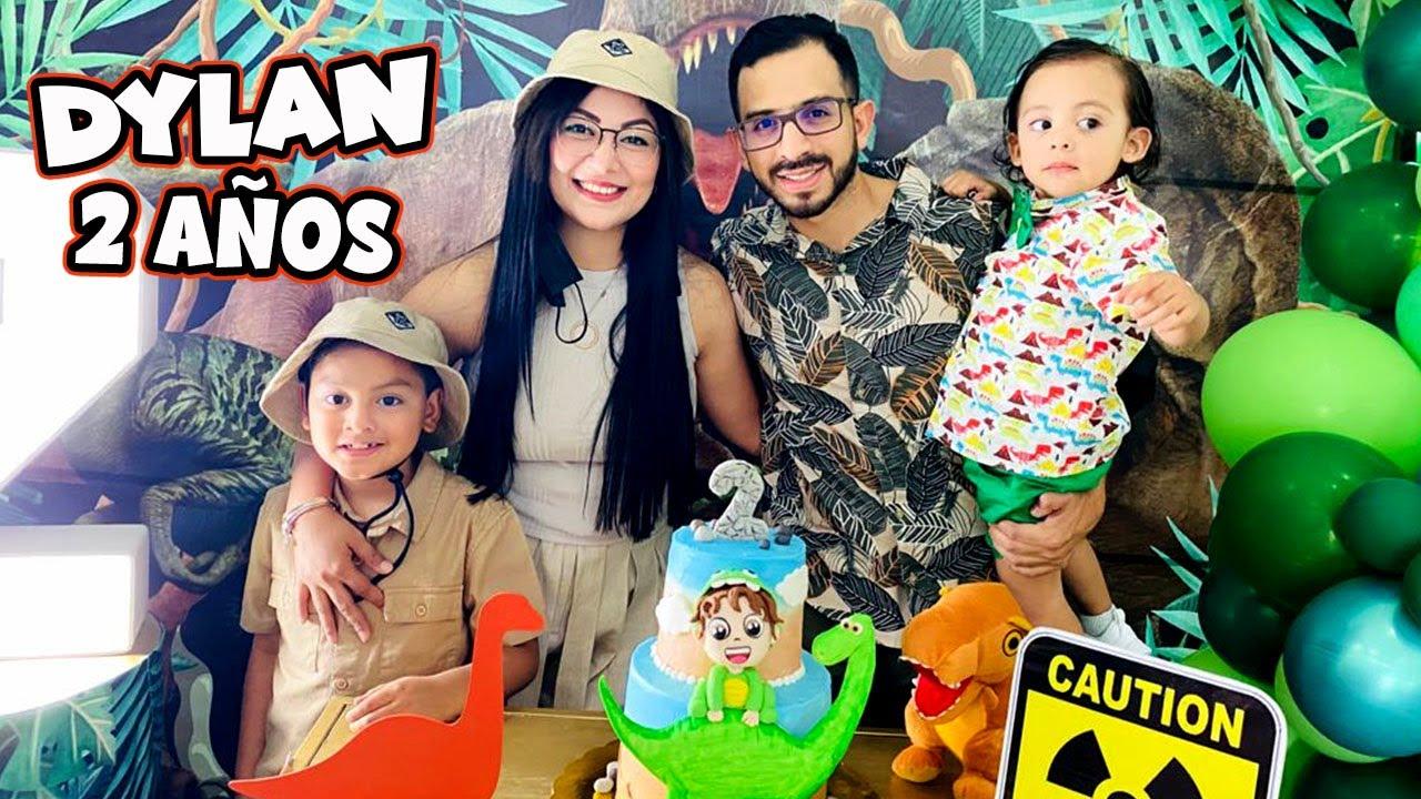 FIESTA DE DYLAN | 2 AÑOS | Family Juega