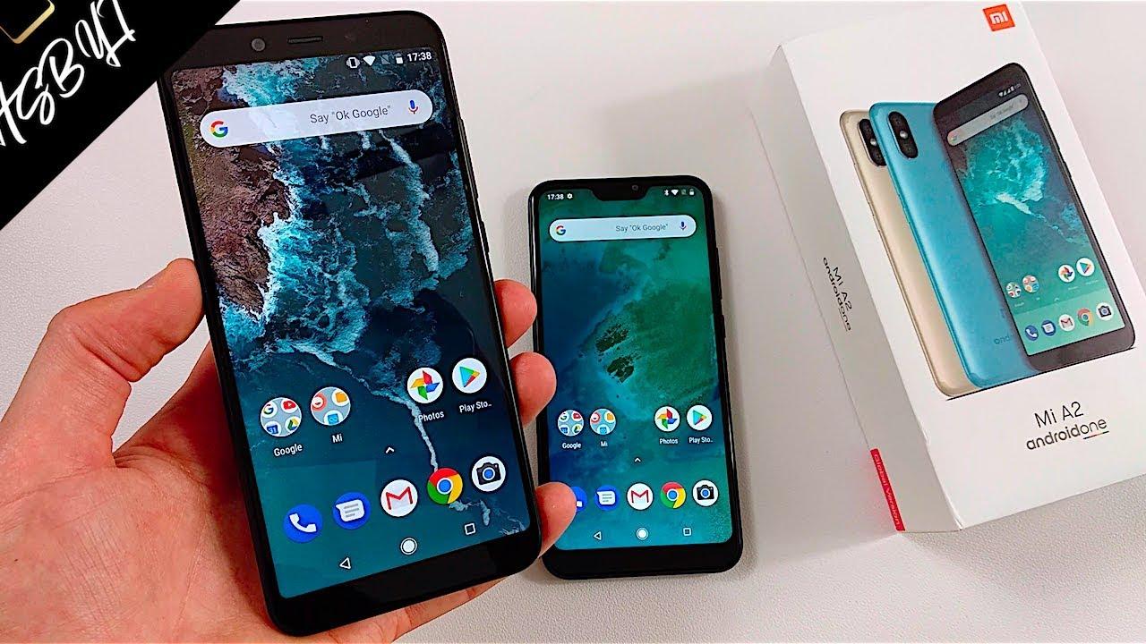 Xiaomi Mi A2 | Lite Unboxing & Review - BUDGET PIXEL 3!