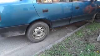 Villanyoszlop állította meg a Suzukit Miskolcon - boon.hu