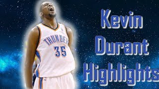 Kevin Durant Highlight Mix-