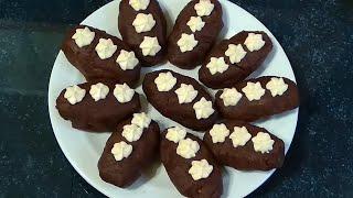Несложный рецепт пирожного Картошка из сухарей с мармеладом