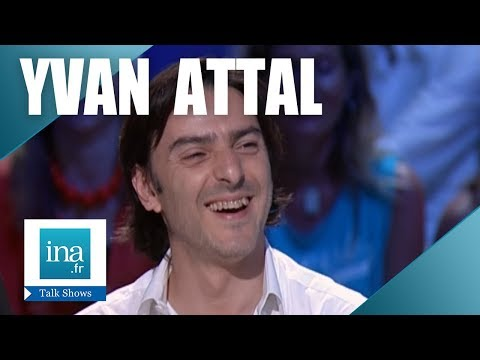 Interview suicide à Hollywood Yvan Attal - Archive INA