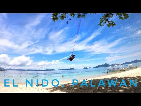 THIS PLACE IS SO BEAUTIFUL!!! - ISLAND HOPPING IN EL NIDO, PHILIPPINES || VLOG 07