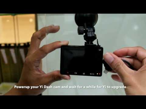 Cara Ganti Yi Dash Camera China Ke Versi Custom English Yg  Terbaru