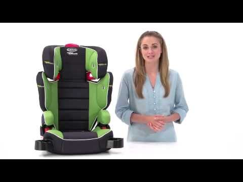 Graco Highback TurboBooster With Safety Surround Technology