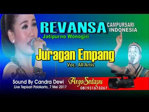 JURAGAN EMPANG Dangdut Koplo Pantura Campursari REVANSA Wonogiri