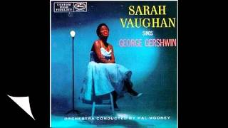 MY ONE AND ONLY WHAT AM I GOING TO DO - SARAH VAUGHAN