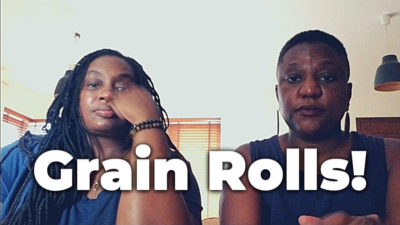 """Kat & Amber Trys """"Grain Rolls"""""""