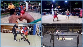 Some Very Bizarre Combat Sports - Should These Be Allowed?