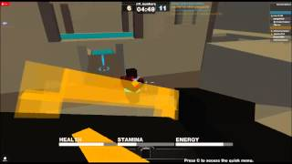 ROBLOX Epic Game X-treme: Part 1: Epic Strobe Ownage