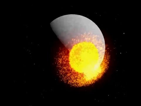 How were the Moon's Craters & Maria Formed? - YouTube