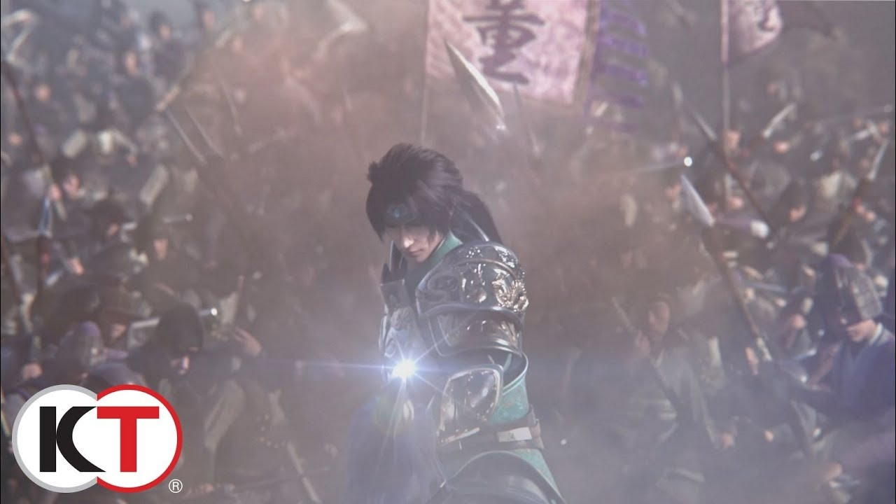 Dynasty Warriors 9 – Opening Trailer