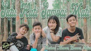 SATU HATI SAMPAI MATI | COVER KENTRUNG SENAR 3 (NAZWA ft FARHAN) - MABORA TEAM
