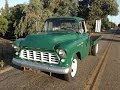 1956 Chevy Truck 3800 Dually 1 Ton
