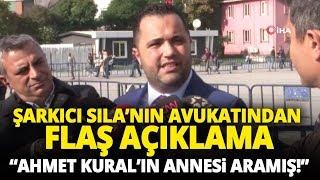 """Şarkıcı Sıla'nın Avukatı Epözdemir: """"Ahmet Kural Sıla'nın Annesini Aramış"""""""