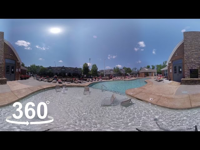 University Suites at Centennial Raleigh video tour cover