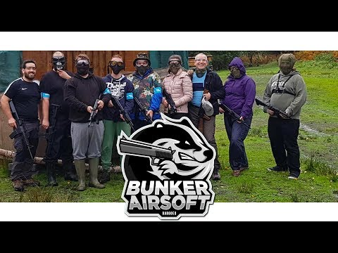 Brothers Stag - Bunker Airsoft - Bargoed