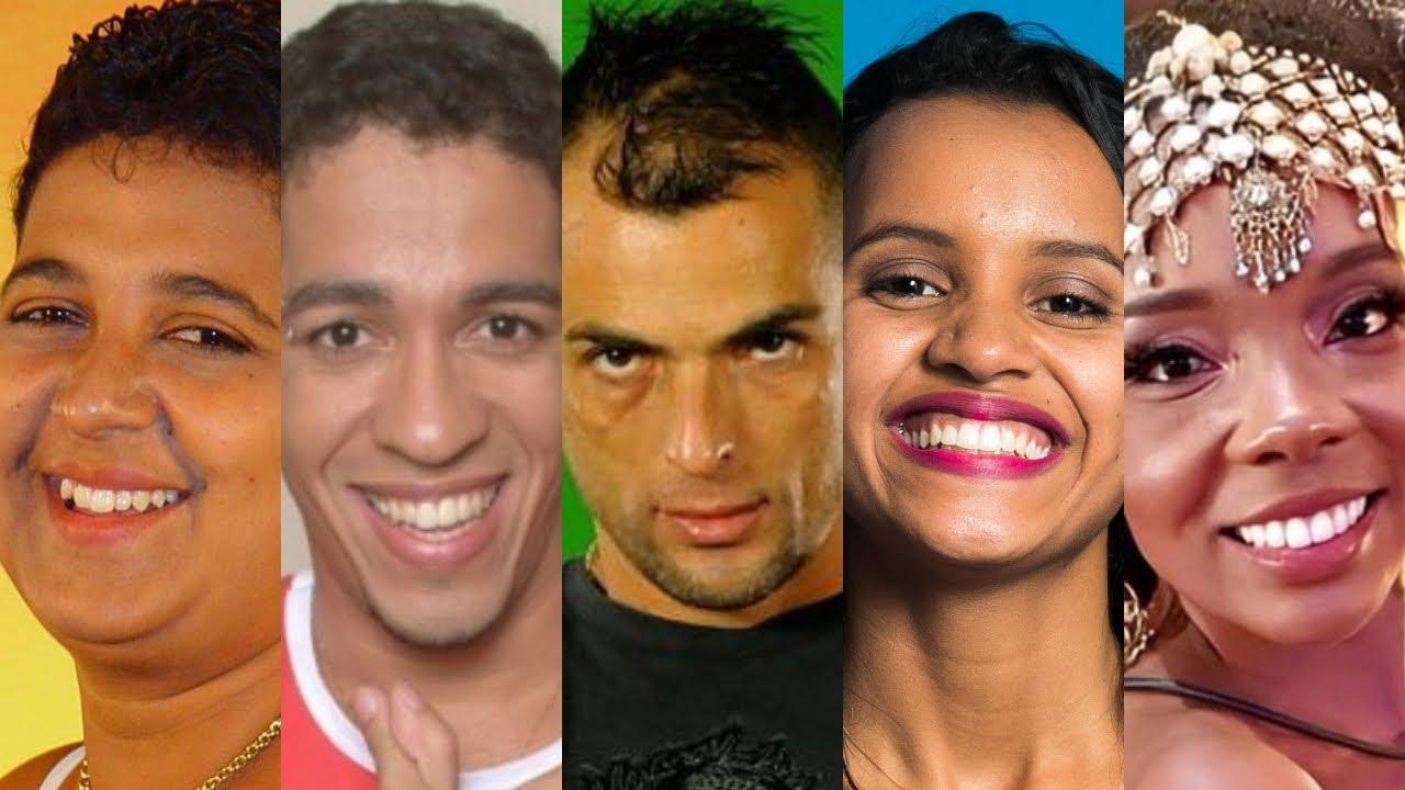 "TODOS OS VENCEDORES DO ""BIG BROTHER BRASIL"" BBB - YouTube"