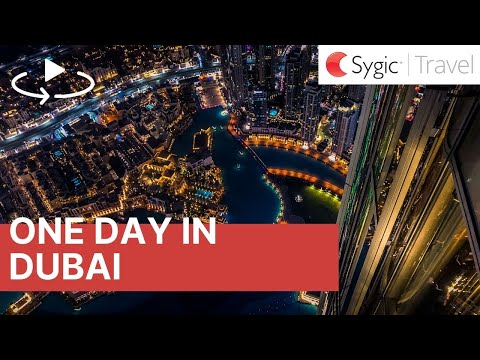 One day in Dubai 360° Virtual Tour