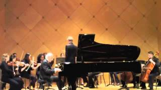 Haydn, Piano Concerto in D Major, Rondo all