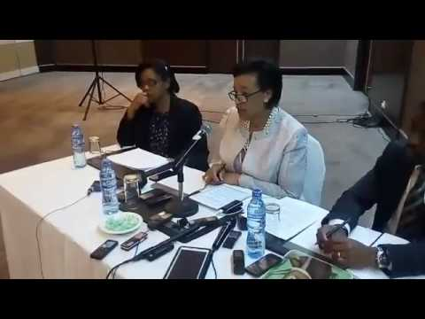 PRESS BRIEFING BY THE COMMONWEALTH SECRETARY GENERAL
