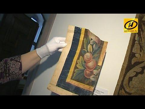 Секреты ткачества по картону и старые технологии производства гобеленов собраны в Мире