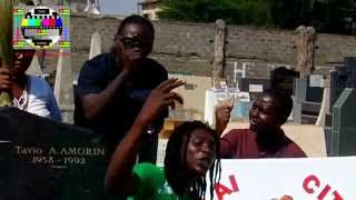 Eric MC & Amen Jah Cissé: gban fô lé funu, président mal élu