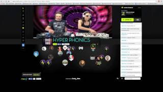 Hyper Phonics Live DJ Mix at Nocturne Festival on Mixify 2017 Video