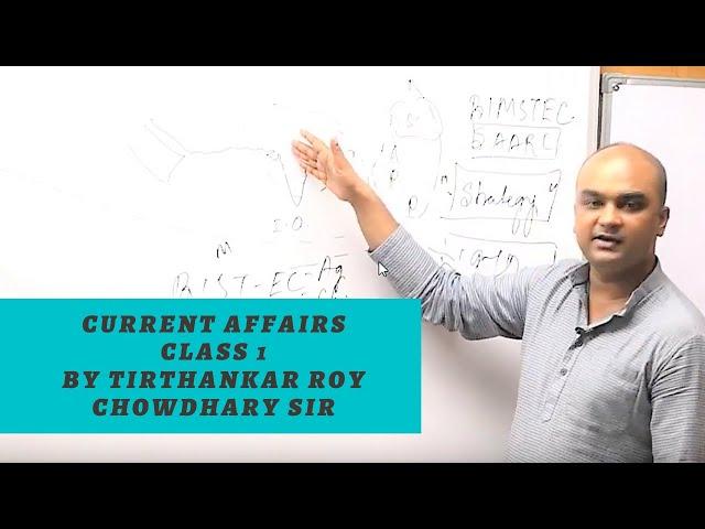 EDEN IAS - Current Affairs classes by Tirthankar Sir. UPSC Mains 2019. Class 2