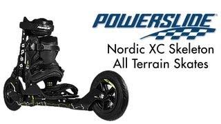 Powerslide Nordic XC Skeleton All Terrain Skate Review