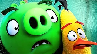 ANGRY BIRDS 2 Final Trailer (Animation, 2019)