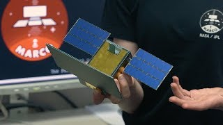 Meet MarCO - Engineer Builds Mars Spacecraft That Can Fit in Your Backpack thumbnail